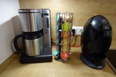 Kaffemaschinen